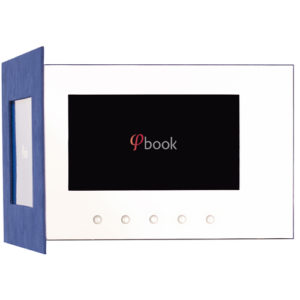 Phibook 7″ King Blue